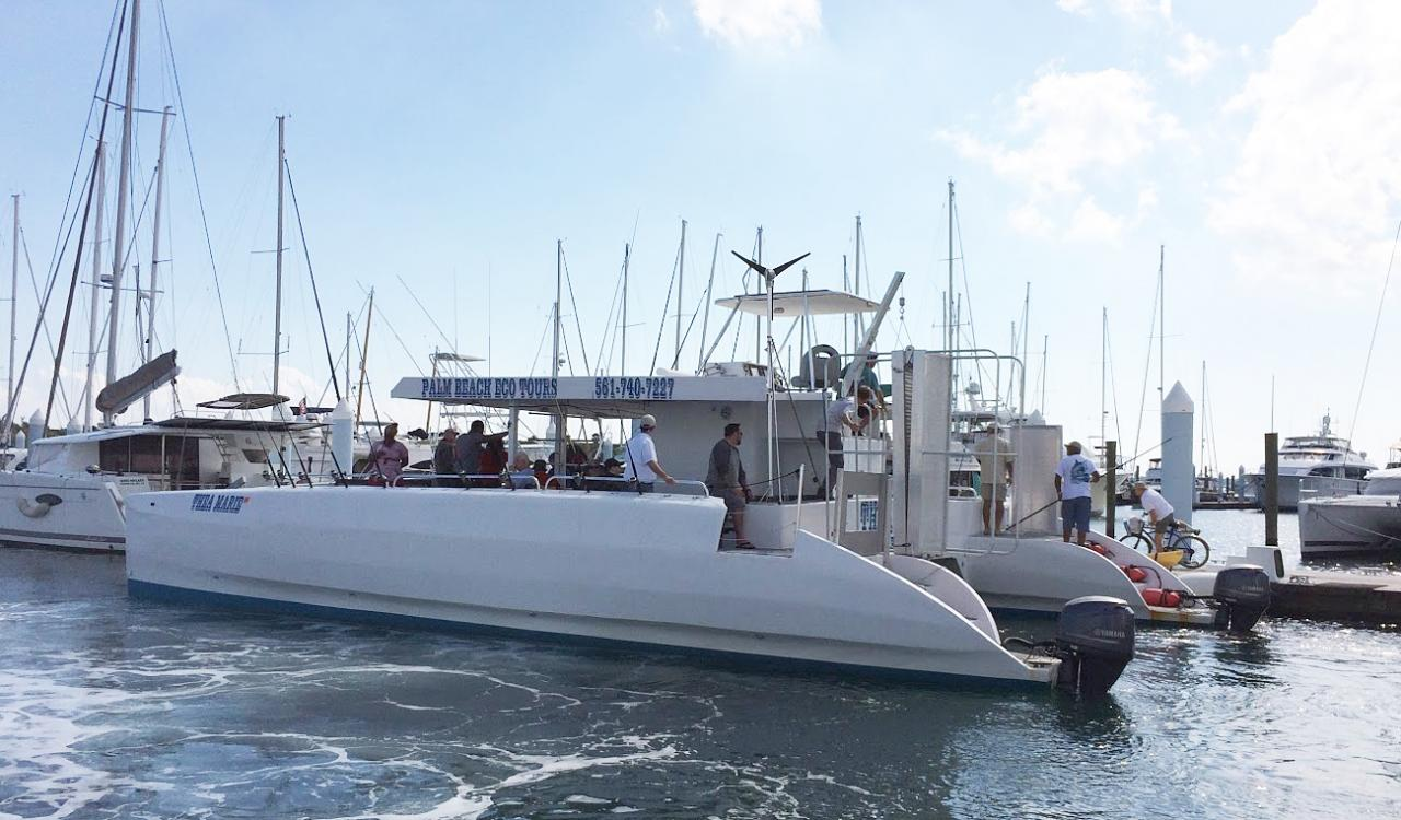Veterans Wheelchair Accessible Boat