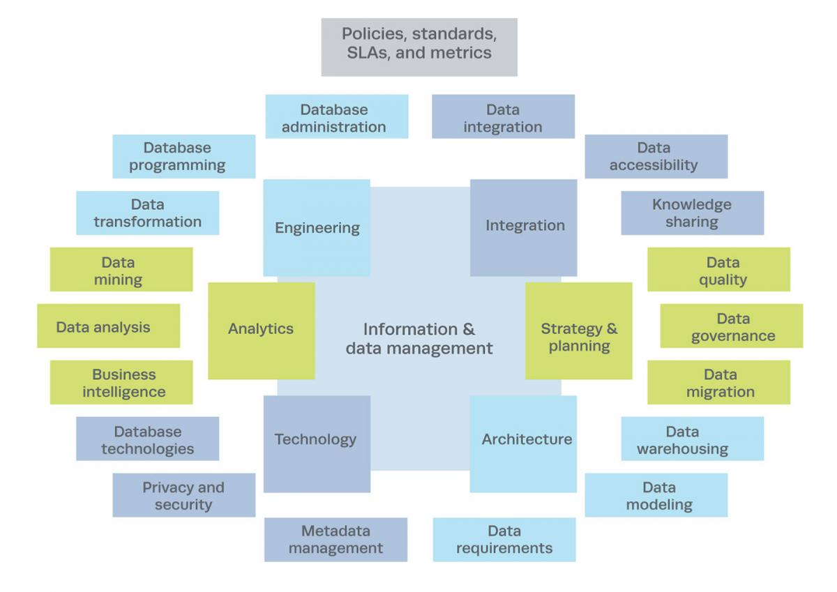 Data Governance Stewardship And Management Relationship  Data