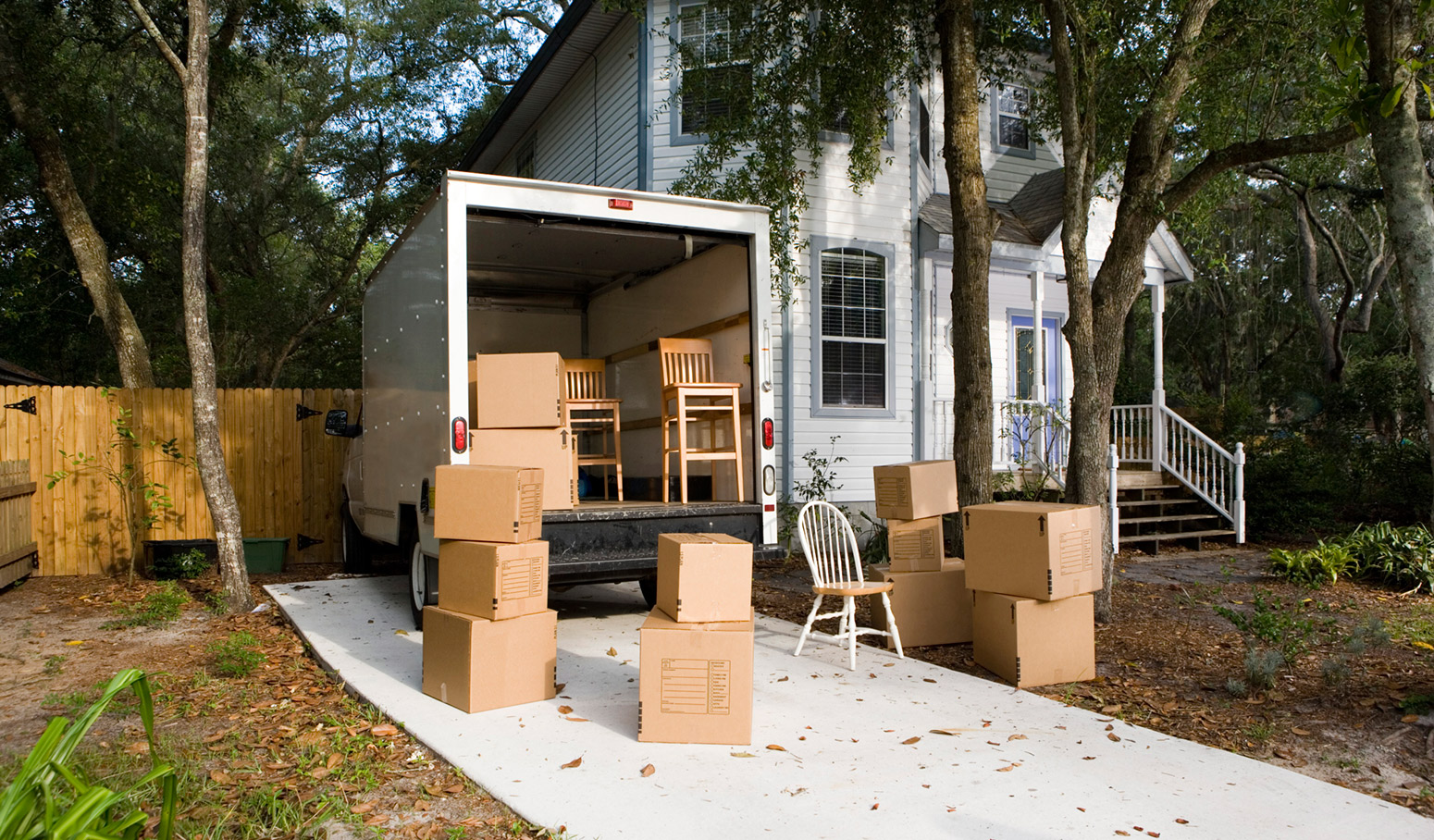 Smooth moves helping military families transition to new for Moving to new house
