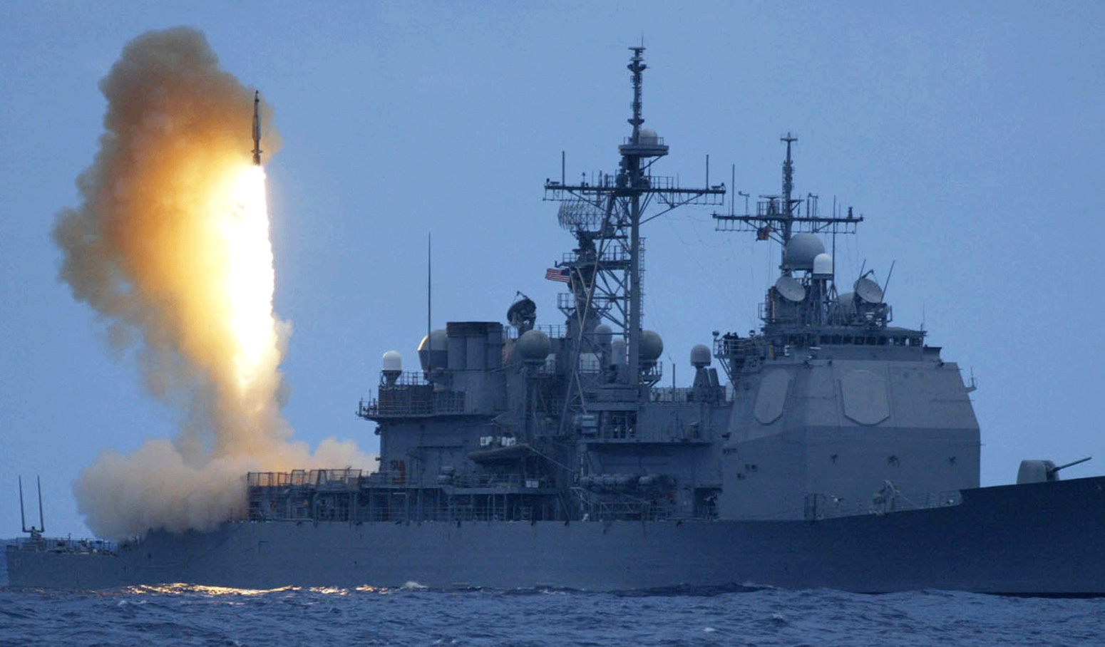 MITRE creates naval missile defense systems