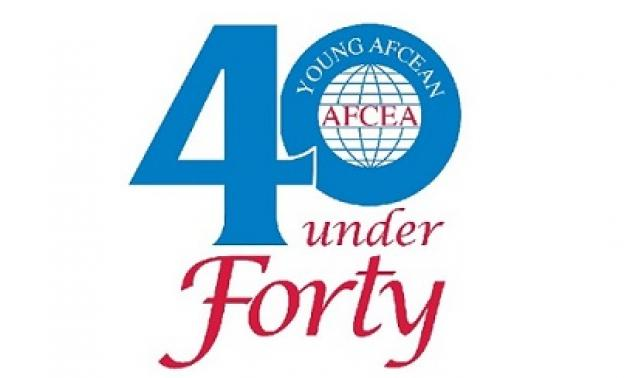 Young AFCEA's 40 Under 40 List Honors Dan Walters