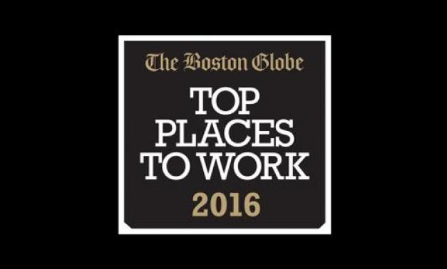 The Boston Globe Names MITRE a Top Place to Work for 2016