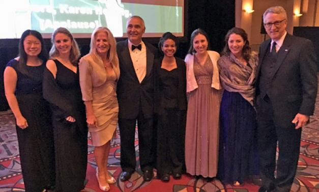 Society of Women Engineers Recognizes MITRE President Alfred Grasso with Engineering Leadership Award
