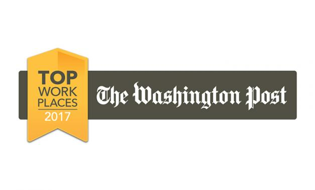 Washington Post Top Workplace logo