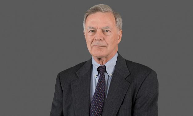Vice-chair of MITRE's board of trustees, Donald M. Kerr Jr.