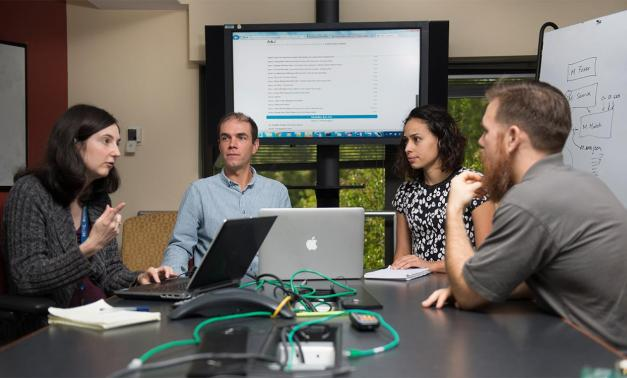 DEEPLANG research team discuss their human language technology project.