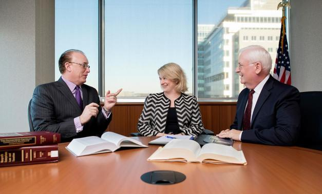 MITRE's Brad Brown, Julie Bowen, and Paul Bielski discuss the World Bank's annual Law, Justice, and Development Week.