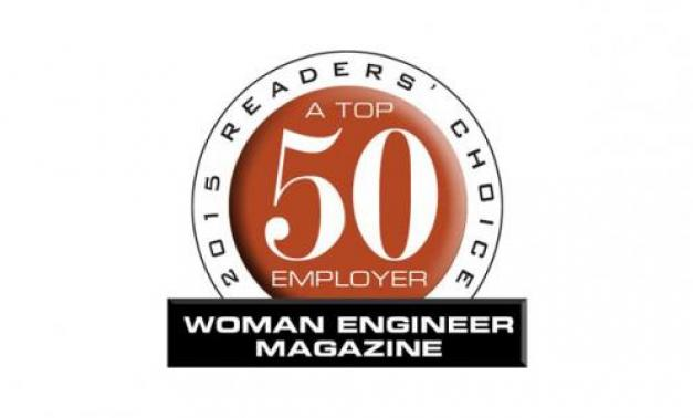 Woman Engineer Magazine Names MITRE a Top 50 Employer for 2017