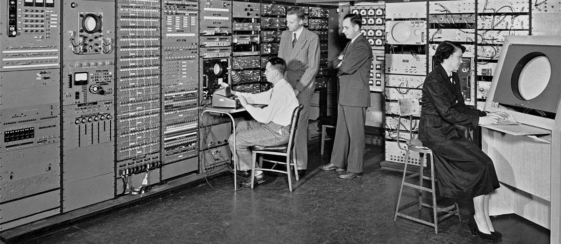 MIT's Digital Computer Laboratory, 1950